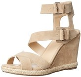 Marc Fisher Women's KARLA Wedge Sandal
