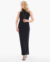 Chico's Sierra Solid Maxi Dress
