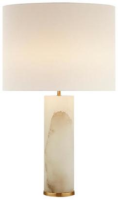 AERIN Lineham Table Lamp - Alabaster