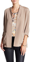 Lafayette 148 New York Chesney Silk Blazer (Petite)