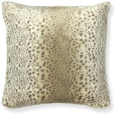 Williams-Sonoma Faux Fur Pillow Cover, Snow Leopard