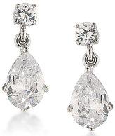 Carolee East Side Pear Drop Earrings