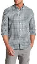 Nautica Check Wrinkle Resistant Woven Shirt
