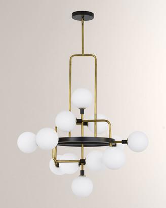 Tech Lighting Viaggio 12-Light Chandelier