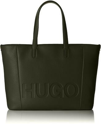 HUGO BOSS HUGO Women 50380741 Shoulder Bag Beige Size: One size
