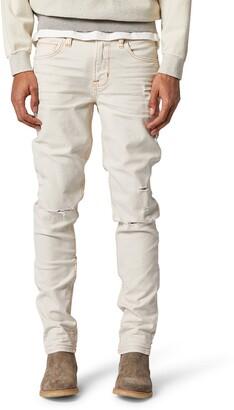 Hudson Axl Ripped Skinny Jeans