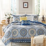 Nobrand No Brand Menara 6 Piece Quilted Coverlet Set