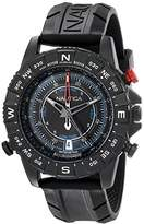 Nautica Men's NAD21001G NSR 103 TIDE TEMP COMPASS Watch with Band