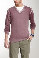 Autumn Cashmere Inked V-Neck Cashmere Sweater
