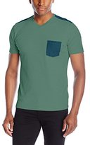Agave Men's Klickitat Short Sleeve Supima V-Neck T-Shirt