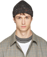 Maison Margiela Grey Knit Beanie