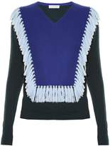 Altuzarra Ming tassel-trim wool sweater