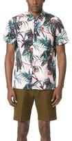 Paul Smith Bird Print Shirt
