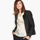 Anne Weyburn Short Woven Jacket
