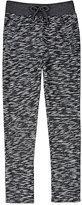 Someday Soon Mélange-Knit Sweatpants