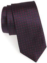 Michael Bastian Men's Check Silk Tie
