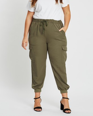 Atmos & Here Carrie Cargo Pants