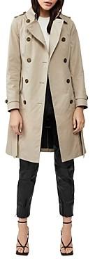 Mackage Odel Classic Trench Coat & Down Vest