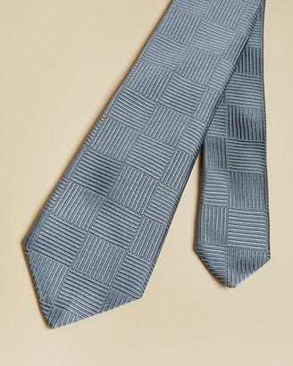 Ted Baker CANAL Geo silk tie