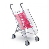 Corolle Rain Cover for Doll Pushchair