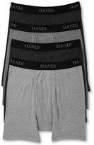 Hanes Platinum Men's Underwear, Boxer Brief 4 Pack