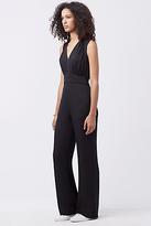 Diane von Furstenberg Viona Sleeveless Silk Jumpsuit