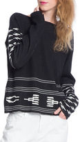 Plenty by Tracy Reese Ikat Pullover Sweater