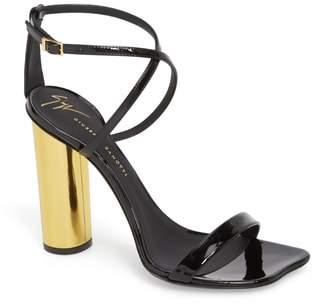 Giuseppe Zanotti Round Heel Sandal