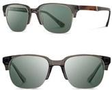 Shwood 'Newport' 52mm Polarized Sunglasses