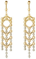 Giles & Brother Apache Two-Tone Drop Earrings