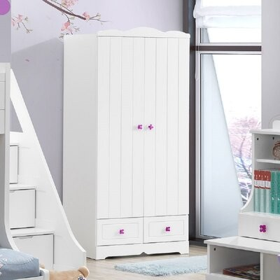 Red Barrel Studio Ilsa Tv Armoire Finish Honey Shopstyle Dressers Armoires