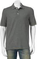 Croft & Barrow Big & Tall Classic-Fit Easy-Care Pique Polo