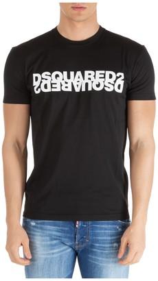 DSQUARED2 Double Logo T-shirt