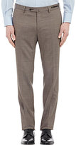Pt01 Men's Worsted PT Slim Trousers-BEIGE, TAN