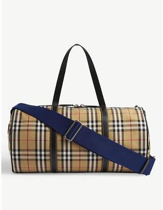 Burberry Kennedy vintage check duffle bag