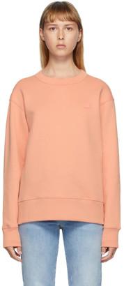 Acne Studios Pink Fairview Sweatshirt