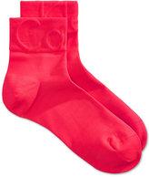Calvin Klein Women's Modern Logo Socks