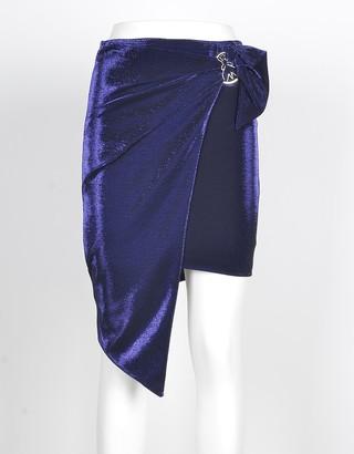 Patrizia Pepe Women's Violet Skirt