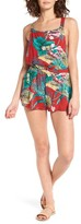 Roxy Women's Sandy Break Print Romper