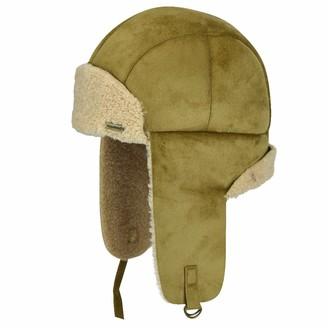 Kangol Men's Faux Shearling Aviator Hat