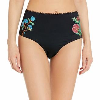 Agua Bendita Women's Alicia Rainforest Bikini Bottom