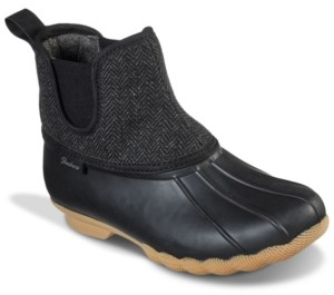 Skechers Women's Pond - Staying Dry Duck Boots from Finish Line