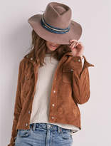 Lucky Brand District Suede Jacket