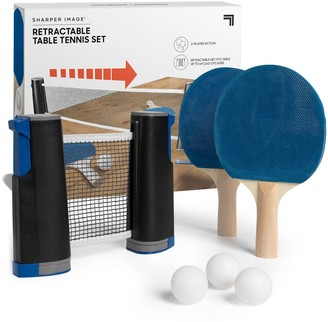 Sharper Image Tabletop Tennis Game