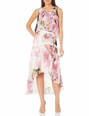 Sangria Women's Popover Maxi Dress