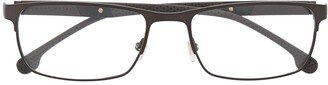 Carrera Rectangle Frame Glasses