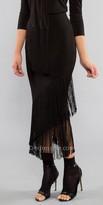 Julian Chang Ramona Fringe Skirt