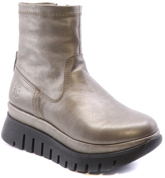 Fly London Bork Leather Comfort Bootie