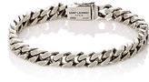 Saint Laurent Men's Curb-Chain Bracelet