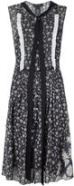Marc Jacobs daisy print voile dress
